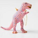 Pinker Dinosauerier